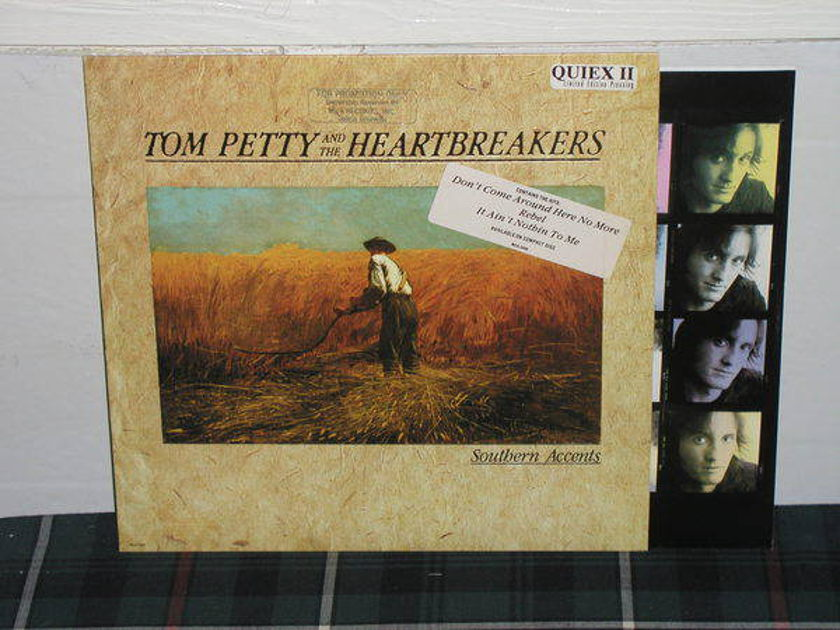 Tom Petty/Heartbreakers - Southern Accents (Pics) Quiex ii promo