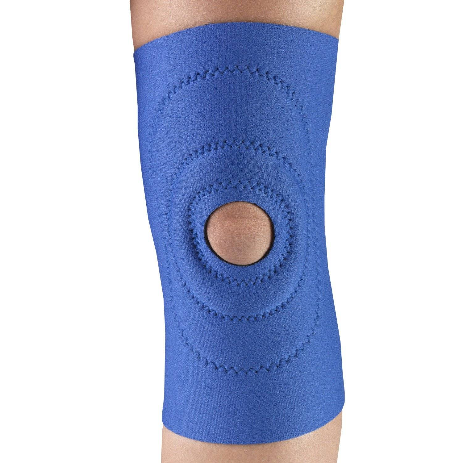 0309 / NEOPRENE KNEE SUPPORT - STABILIZER PAD