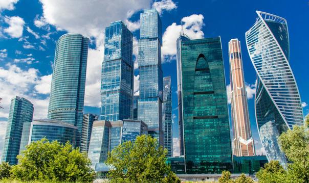 Экскурсия на смотровую площадку Москва-Сити