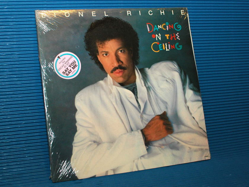 """LIONEL RICHIE -  - """"Dancing On the Ceiling"""" -  Motown 1985 Sealed!"""