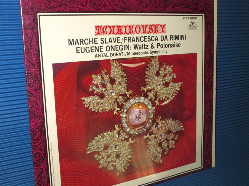 "TCHAIKOVSKY / Dorati  - ""Marche Slav"" - Mercury Wing 1967 SEALED"