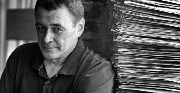 Юрий Костин продолжит историю «Немца» и «Русского» в новом романе «Француз» - Новости радио OnAir.ru