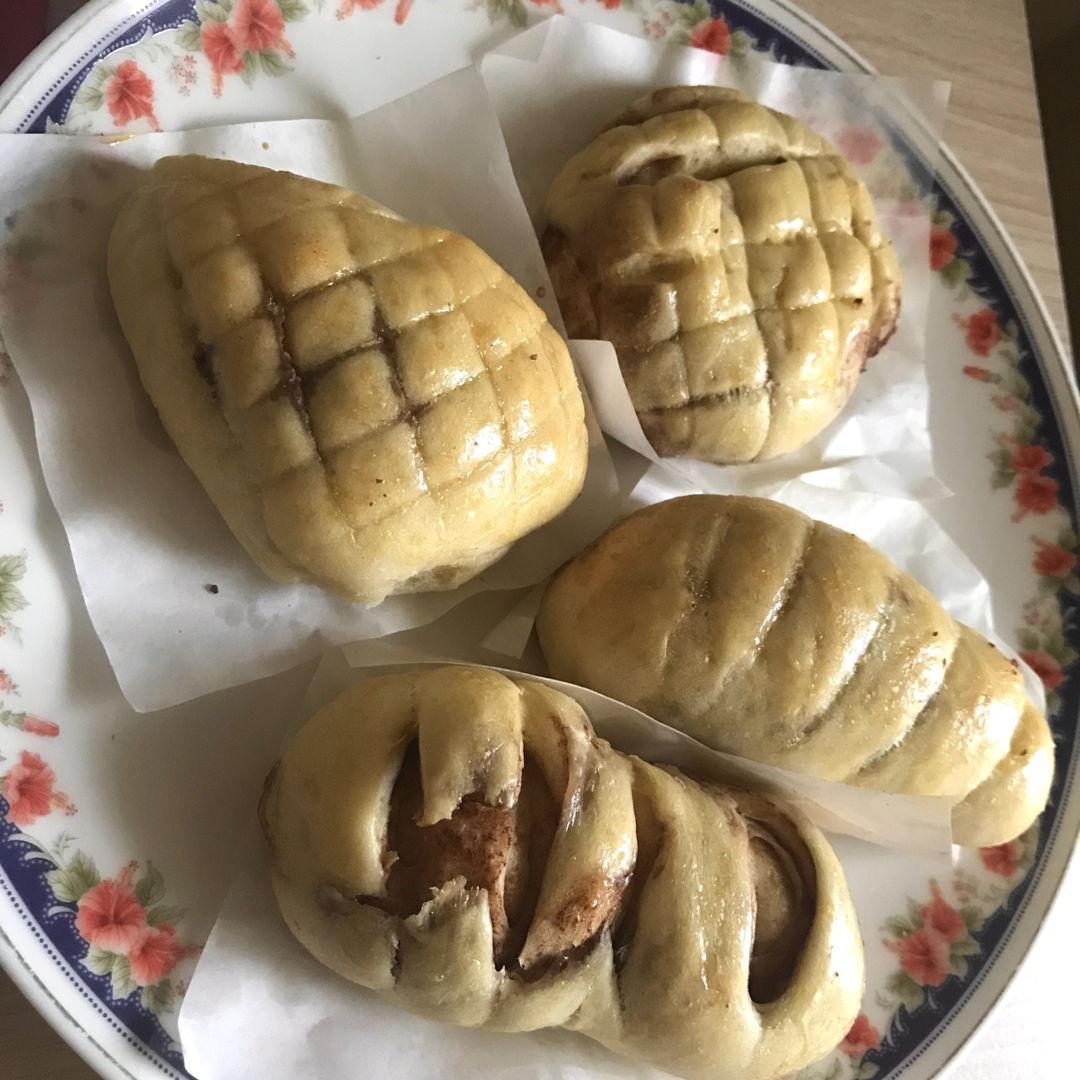 Fresh cinnamon buns 🥳🙏🏻