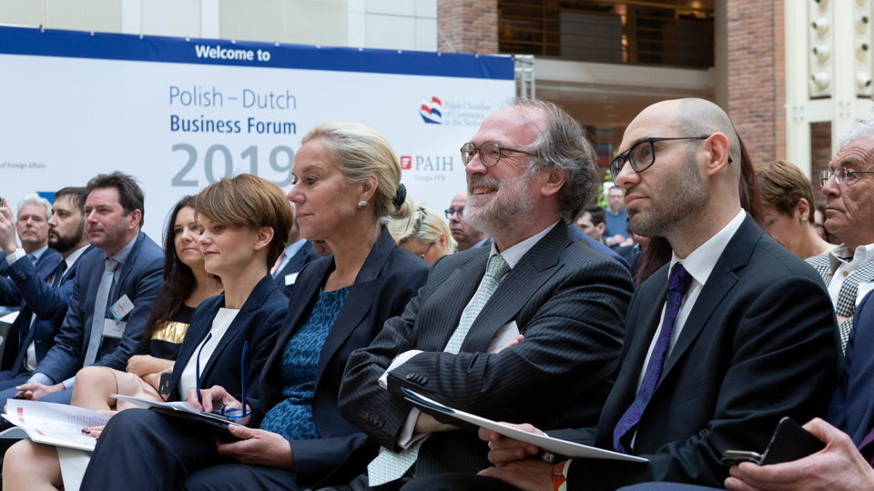 Polish-Dutch Business Forum 2019 gives extra impulse to bilateral relations