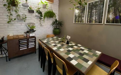 Cafe space, Victoria Park - 0