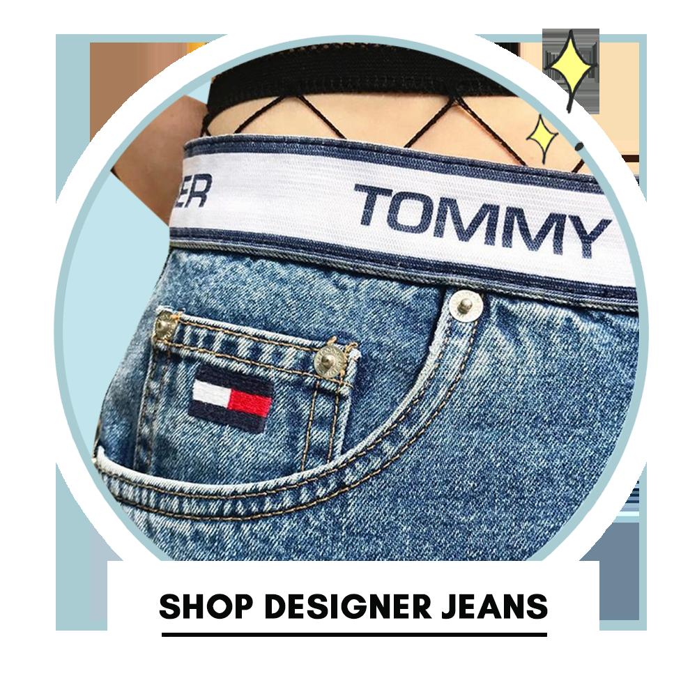 Shop designer jeans