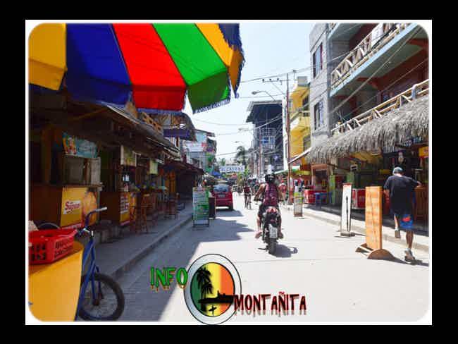 Come visit !! , The earthquake did not affect Montañita-Montañita