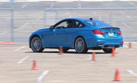 Advanced Autocross Practice