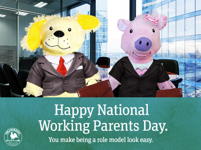 National Working Parents Day