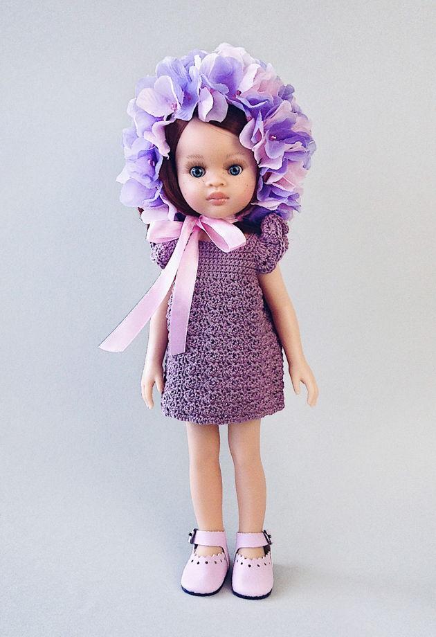 Виниловая кукла Алиса