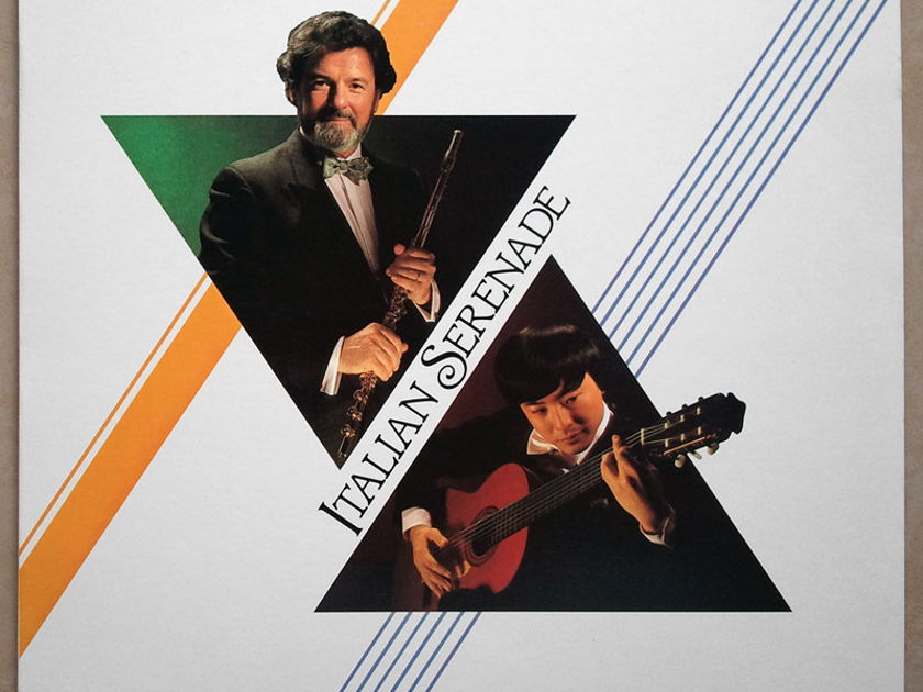 RCA Digital/James Galway & - Kazuhito Yamashita - Italian Serenade / NM