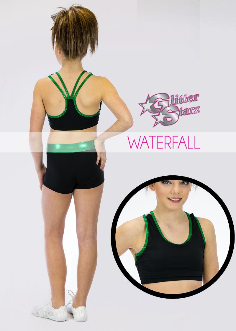 waterfall-Bra-GlitterStarz-Custom-Practicewear-Sports-Bra-With-Bling-Rhinestone-Logo