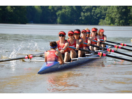 30% Discount: Ready, Set, Row Foundations camp for junior women