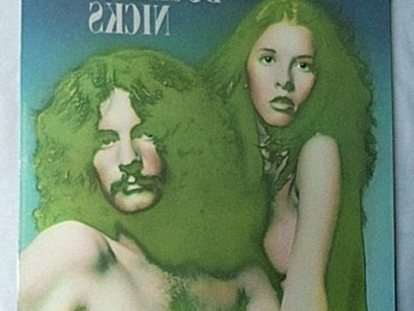 Buckingham Nicks Lp - -rare 1973 polydor album-top condition