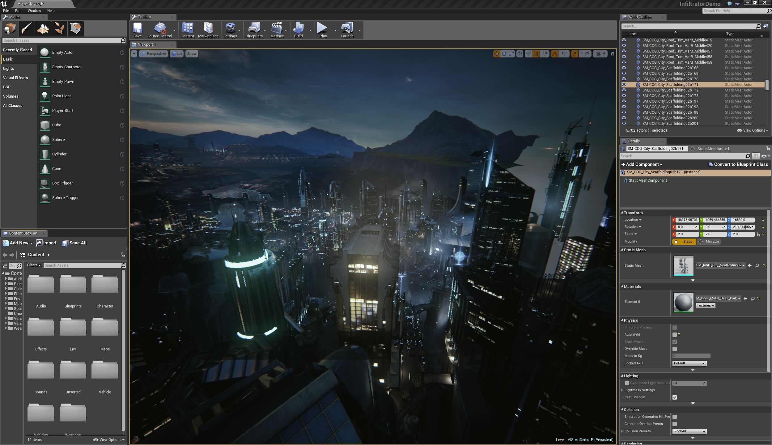 Unreal engine 4 vs blender detailed comparison as of 2018 slant malvernweather Choice Image