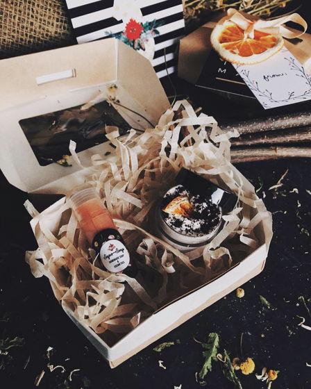 Набор «Кофейная ириска»