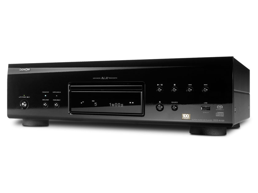 Denon DCDA-100 100th Anniversary SACD Player