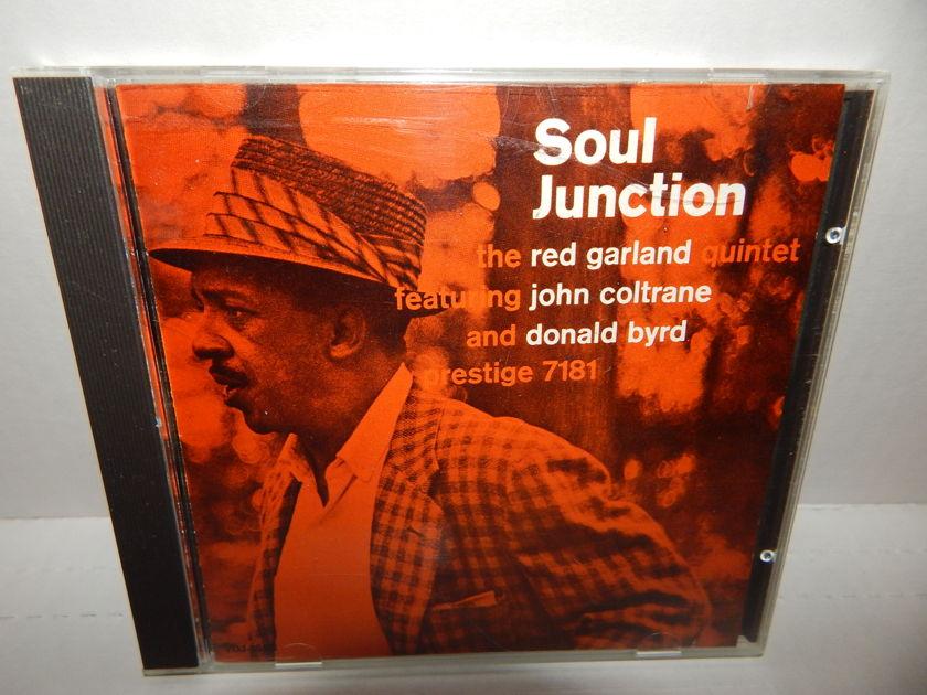 JOHN COLTRANE RED GARLAND DONALD BYRD - Soul Junction Japan Import 1985 Prestige Japan Import NM CD