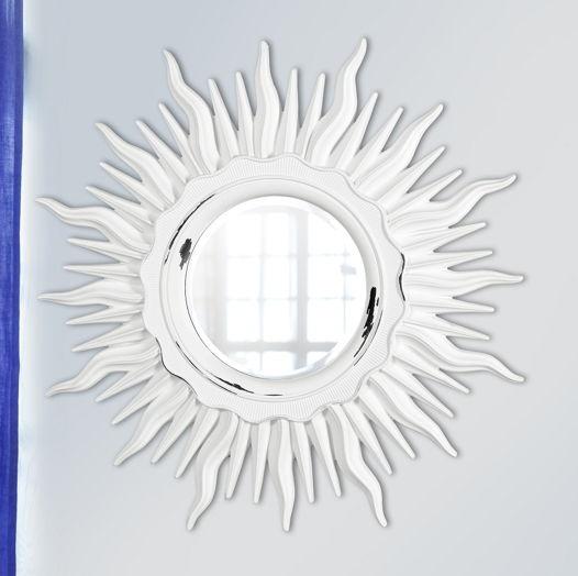 Зеркало в виде солца