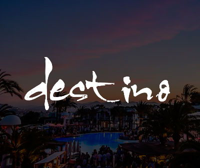 Day party destinomakers tickets and info, destino club Ibiza
