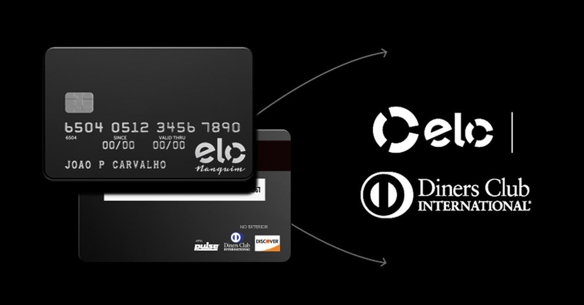Conheça o Cartão de crédito Elo Nanquim