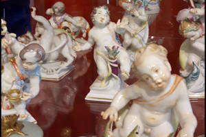 The Royal Porcelain Collection in Moscow