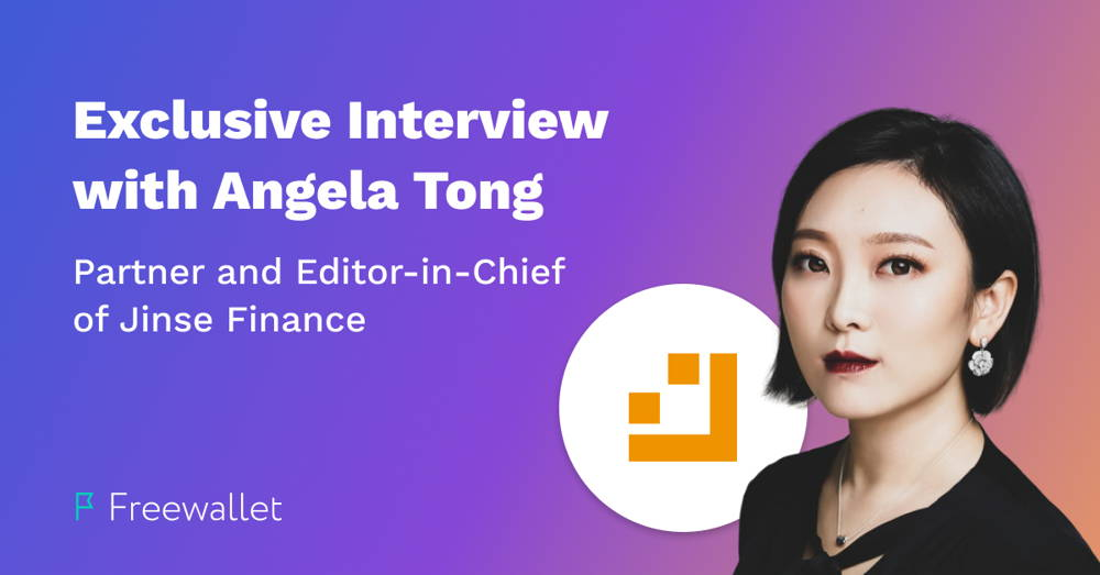 Exclusive Interview with Angela Tong for Freewallet
