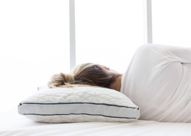 Side Sleeper Shredded Memory Foam Pillows At Coop Home Goods