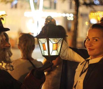 Вечерний сказочный сити-тур в историческом квартале Берлина