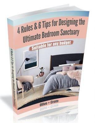 bedroom design ebook