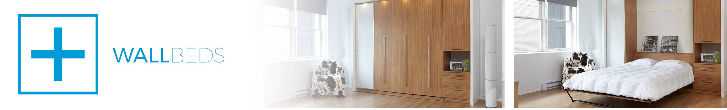 Custom Murphy Wall Beds | Space Solutions Toronto | Small Space Plus