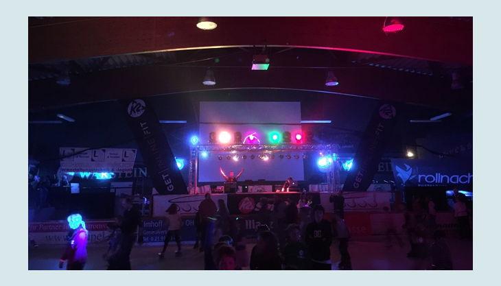 rollerkids party