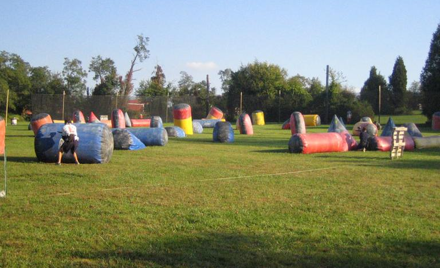 2016 NCC Paintball Outing (Oct 23, 2016)