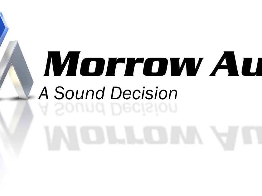 HEARING EVERYTHING! Morrow Audio PH3 Phono Cables 60 day returns.