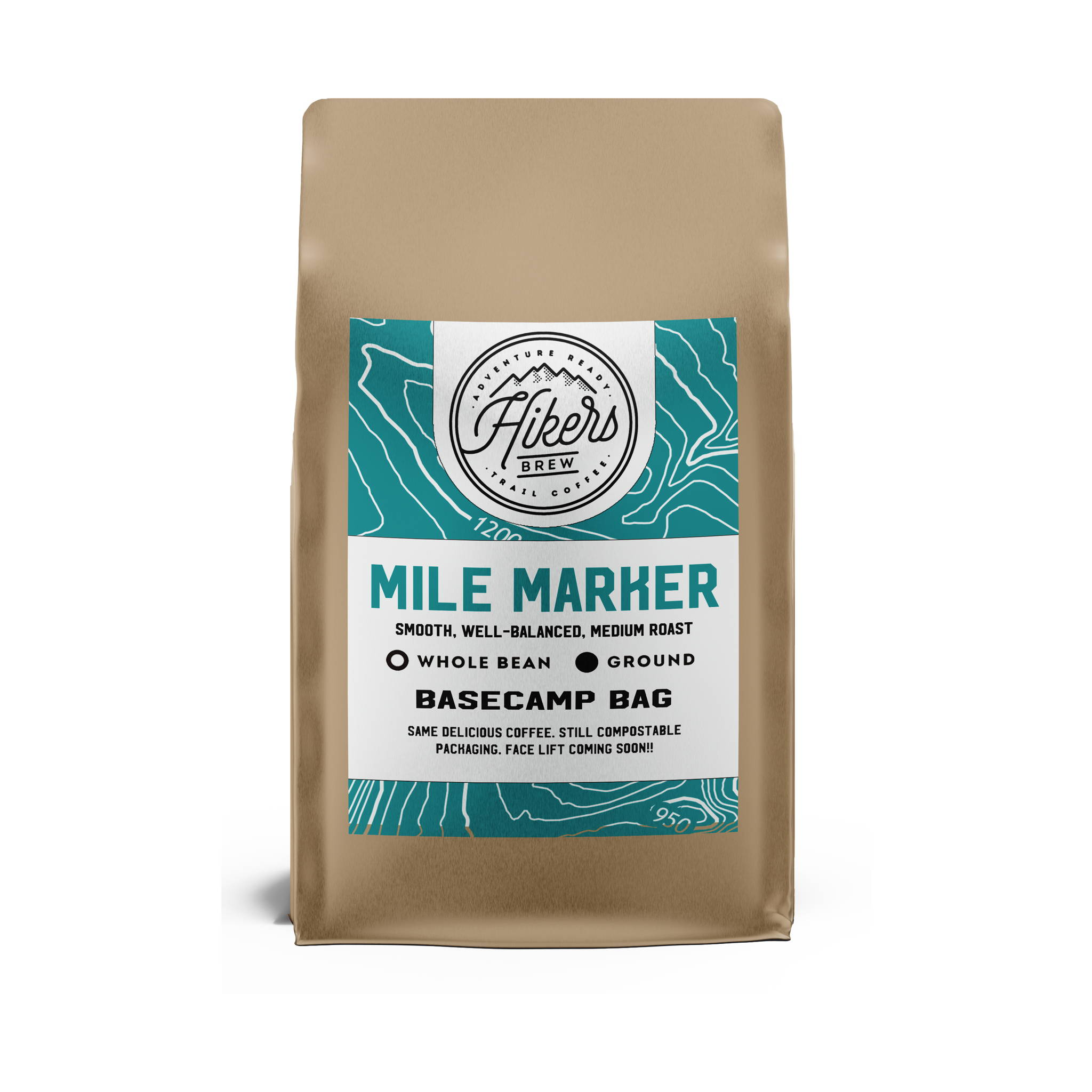 Mile Marker - Regular Medium Roast Coffee - 12 oz.