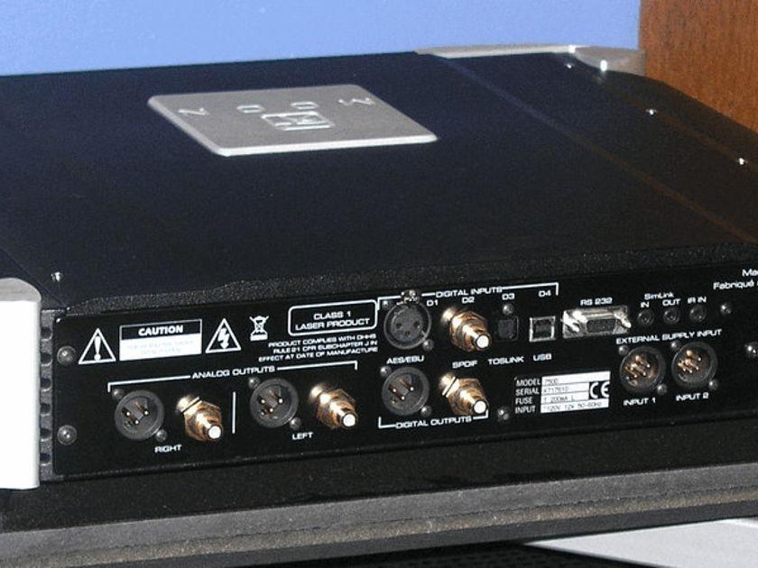 Simaudio Sim Audio Moon 750D cd dac transport