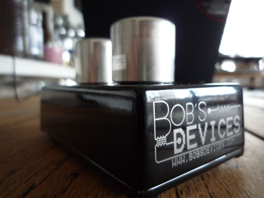 Bob's Device SUT Cinemag 1131 step up ratio 1:20 - 1:40