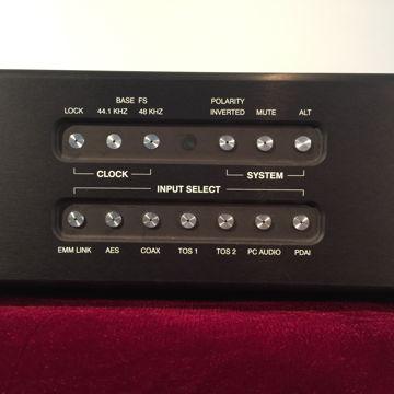Emm Labs DAC2x controls