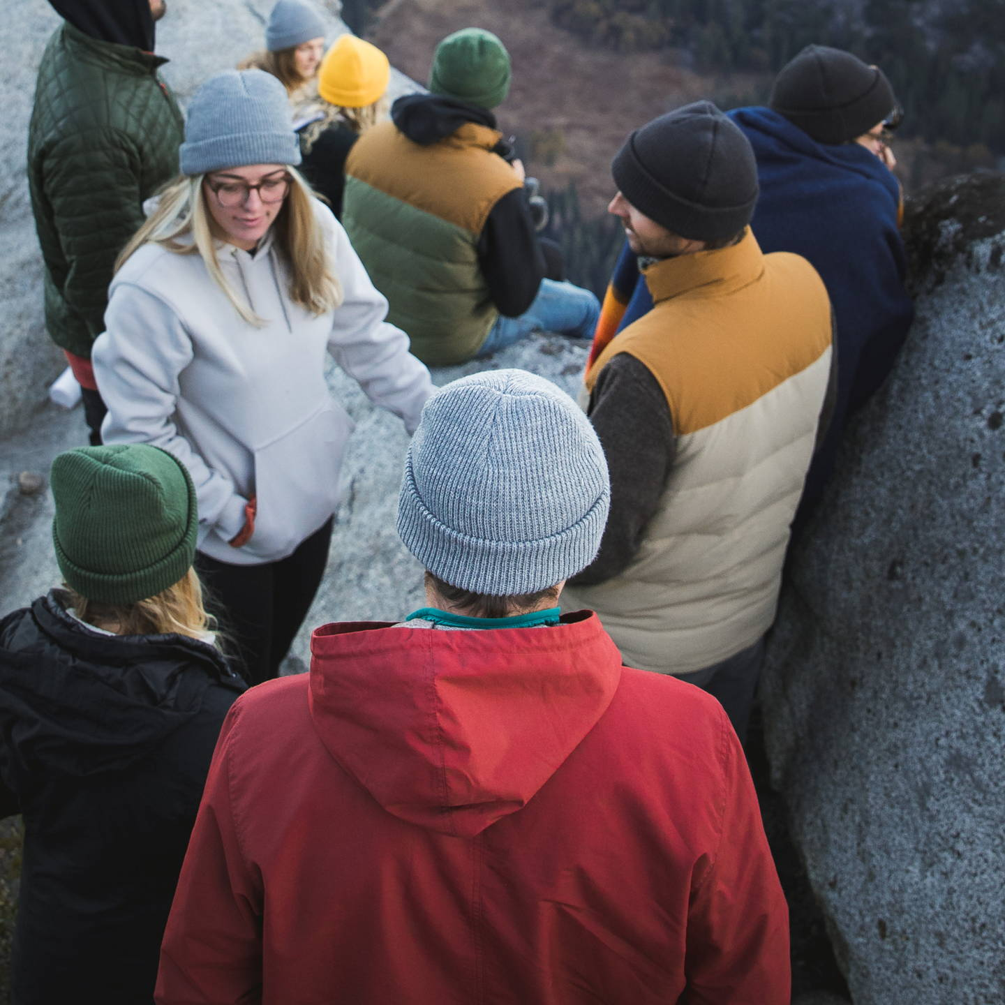 Best beanies for hiking in Yosemite