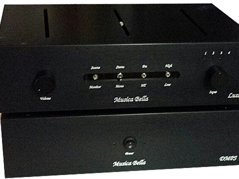 Wanted/Trade OPPO BD-103 -103 or DAC for Musica Bella Preamp 4 available to trade