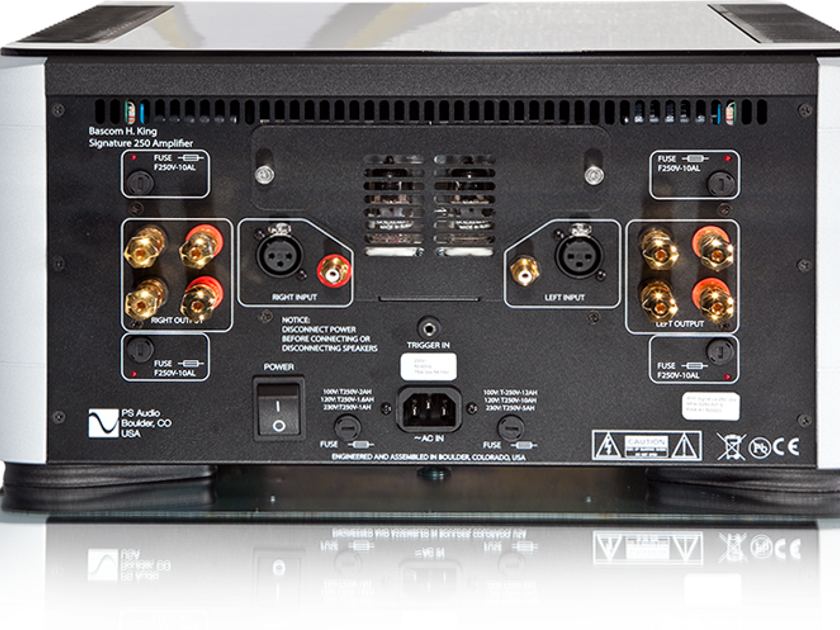 PS Audio BHK Stereo Amplifier Trades Accepted! Free Shipping To The Lower 48 States!