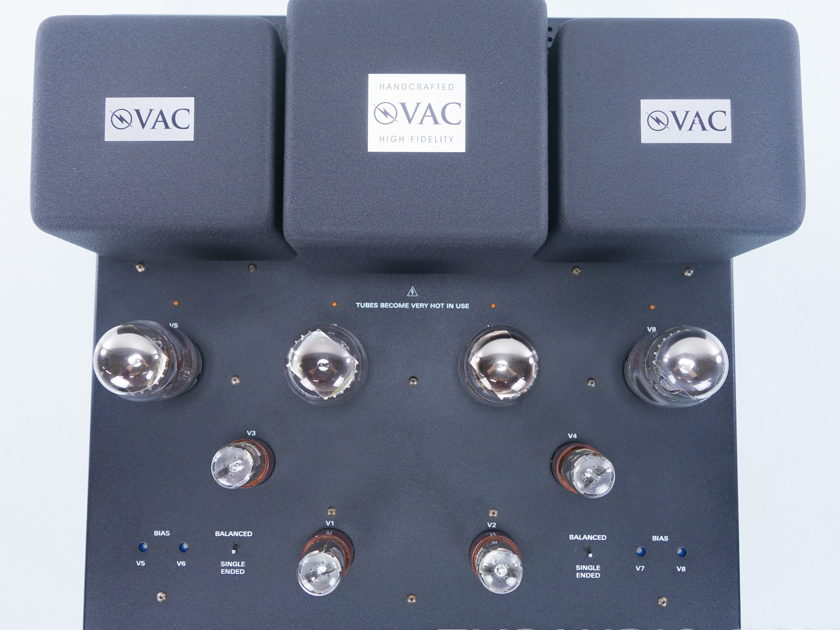 VAC  Phi 200  MonoBlock Amplifier; Pair (or make offer for ONE stereo amp)