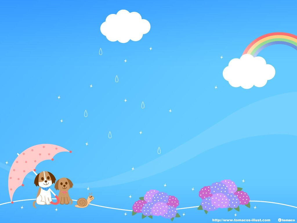 梅雨の壁紙 とまこ Awrd アワード