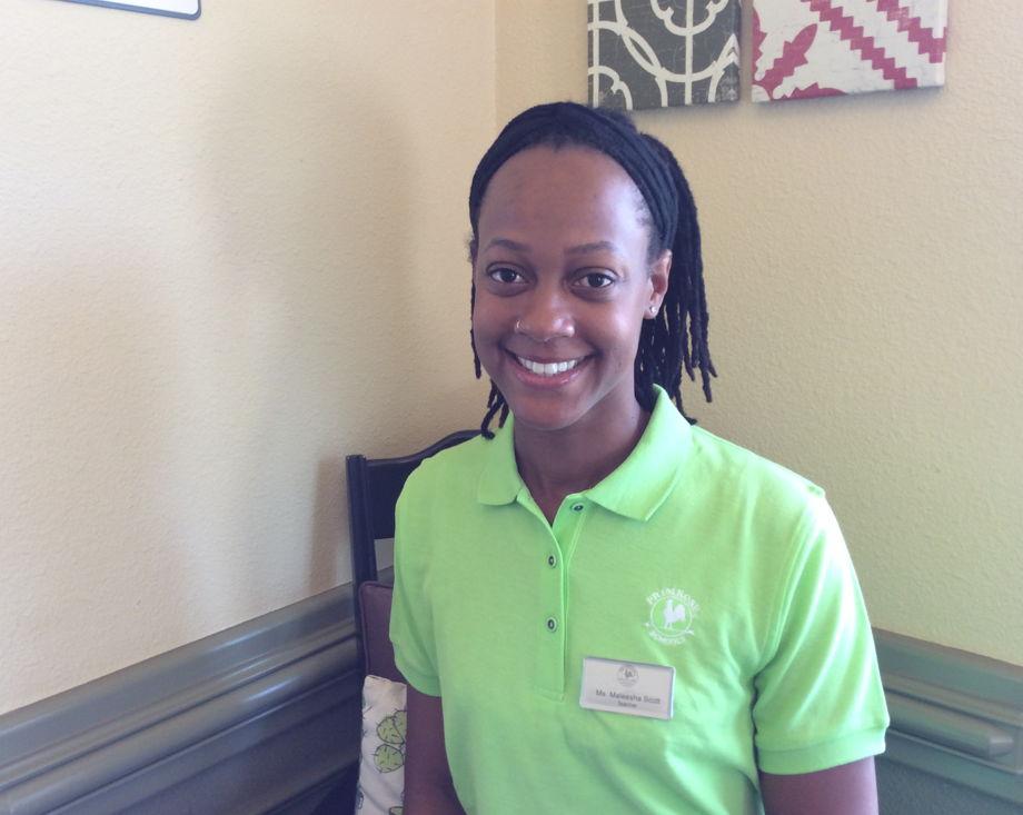 Ms.  Scott , Preschool Teacher