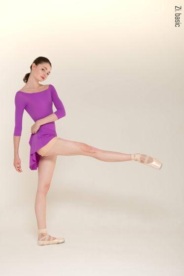 Юбка + Шорты Тянутся (фиолетовые)