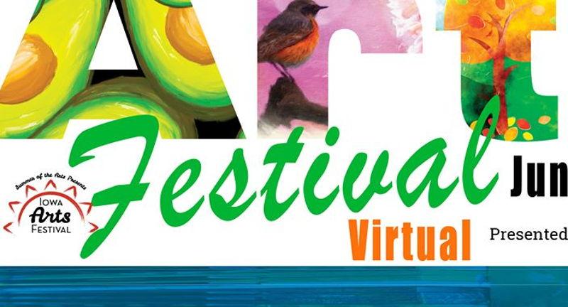 Iowa Arts Fest Online: Carnival Parade video