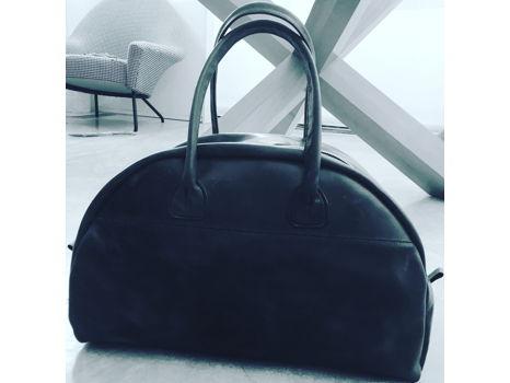 Aldo Rossi Italian Vachette Gym Bag