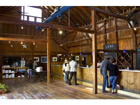 Wine Tasting for 4 at Lenz Winery