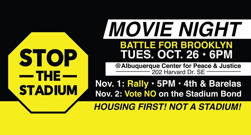 Movie Night: Battle for Brooklyn