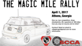 The Magic Mile Rally